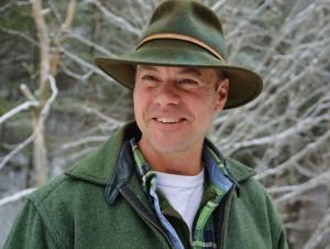 Patrick Barlett, Woodstock Vermont Forester and Wildlife Tour Operator